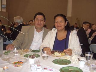 AAA -- Antonio and Juanita